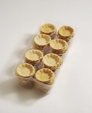 Canape cases 6x packets simply salmon and fine foods for Pastry canape fillings